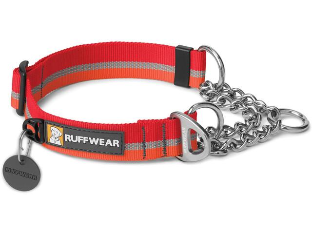 Ruffwear Chain Reaction Collar kokanee red